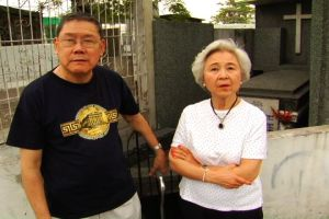 Oscar Dypiangco, Lucila Dypiangco, Manila, Philippines, Home Unknown