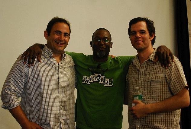 Jon Reiss, Lance Weiler, Miles Maker, PMD, IFP, transmedia, indepedent film